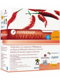"PhPepperShop ""Enterprise"""