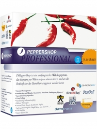 """PhPepperShop """"Professional"""""""